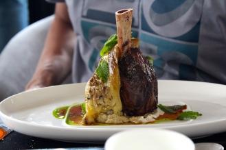 Lamb Shank- Istanbul
