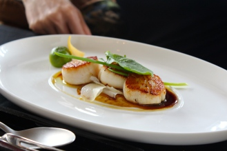 Scallops- Lemon Ginger
