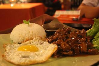 Beef Lok Lak.