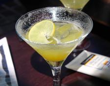 Lemony spritzy goodness.