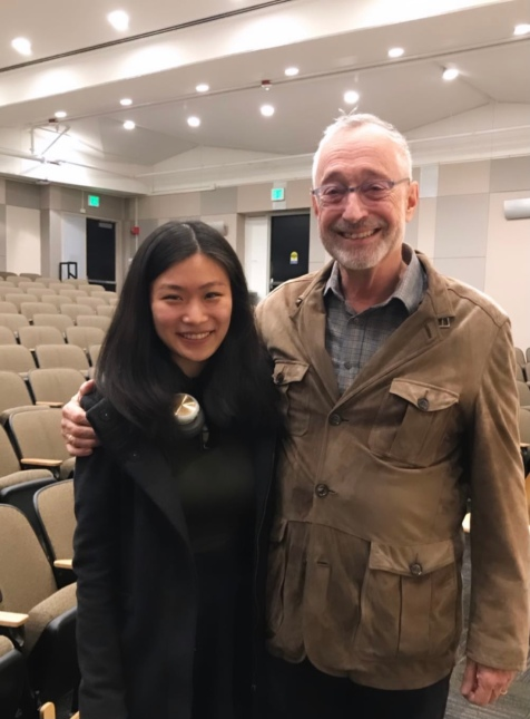 ruru hoong and paul milgrom at stanford